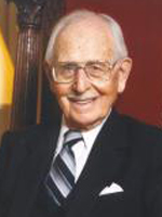 OFSA President William E. Egan